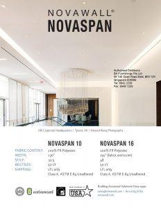 Novaspan Brochure - BA Furnishings Pte Ltd