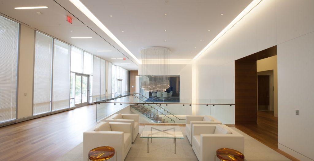 Novaspan Lobby Installation