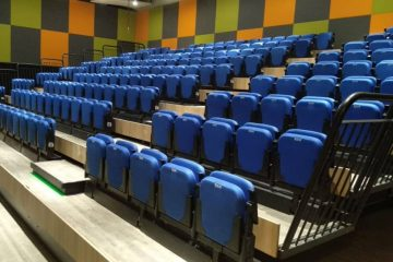 Teck Ghee CC Retractable Seating 1