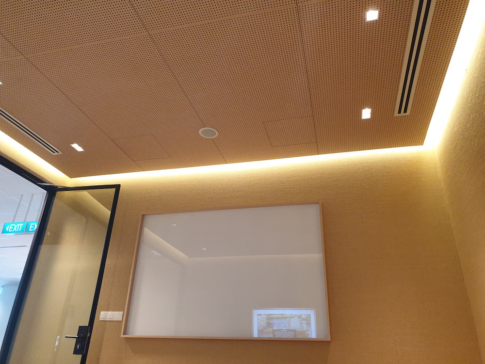 Acoustic Ceiling Panels 2