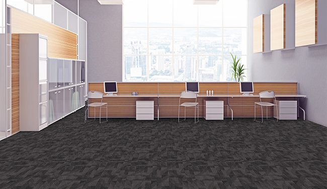 TC4000 Carpet Series Installation