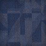 4006 Blue Carpet Tile